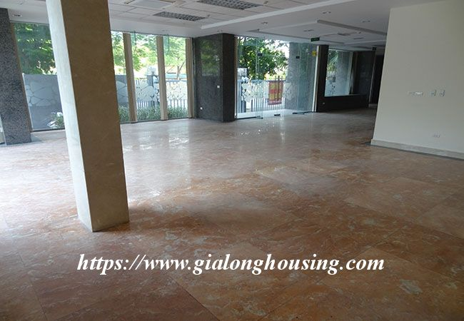 Big house for rent in Lac Long Quan, no furniture 15