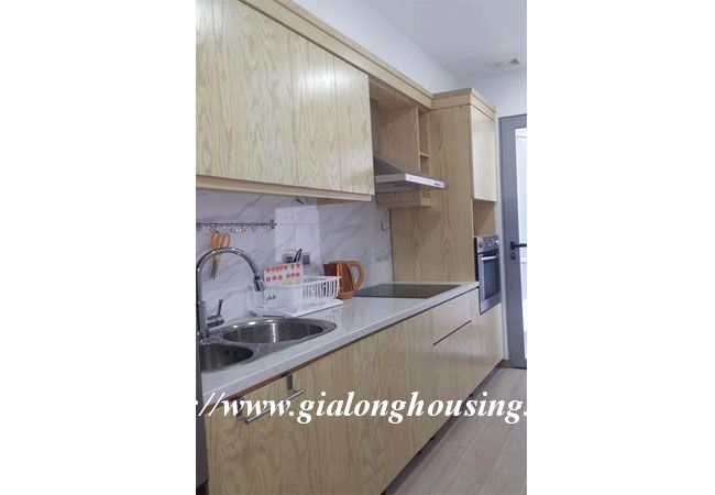 Vinhomes apartment for rent with 02 bedrooms 1