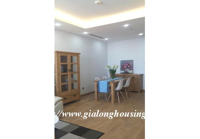 Vinhomes apartment for rent with 02 bedrooms 4