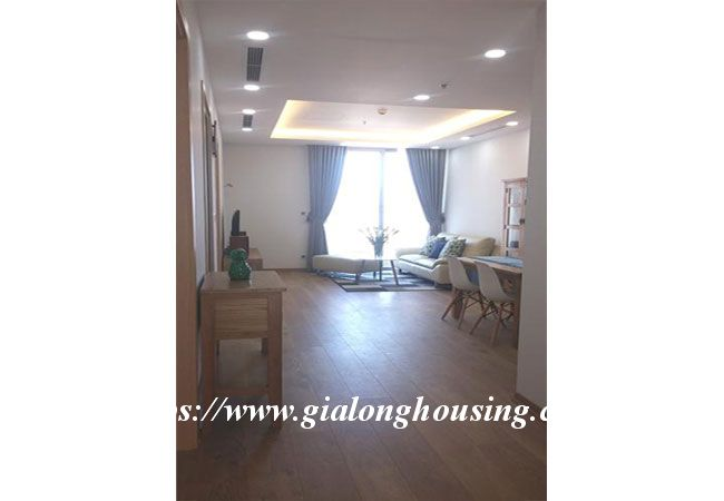 Vinhomes apartment for rent with 02 bedrooms 5