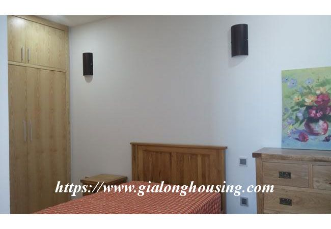 Vinhomes apartment for rent with 02 bedrooms 9