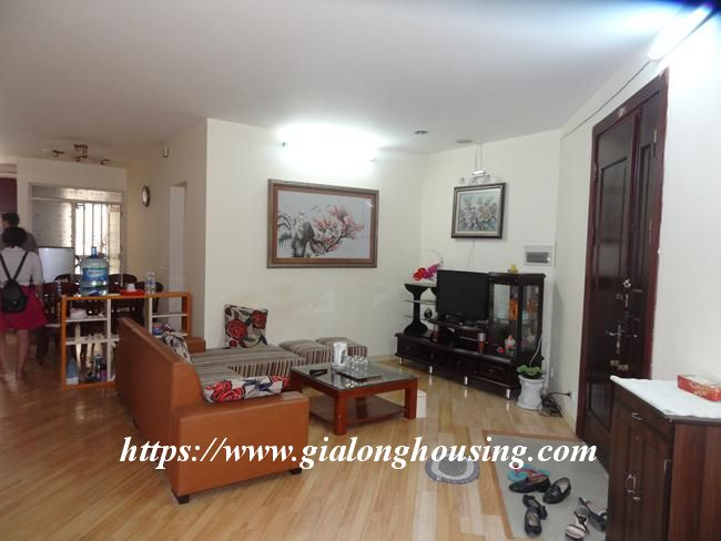 Fully Furnished Nice Apartment In Sunrise Building Tran Thai Tong 1 ...