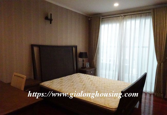L1 Ciputra big apartment for rent, luxury furniture 13