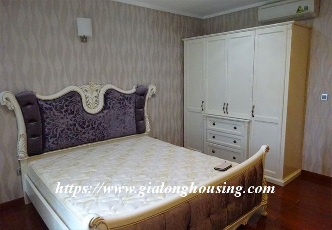 L1 Ciputra big apartment for rent, luxury furniture 15