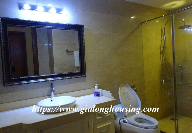 L1 Ciputra big apartment for rent, luxury furniture 17