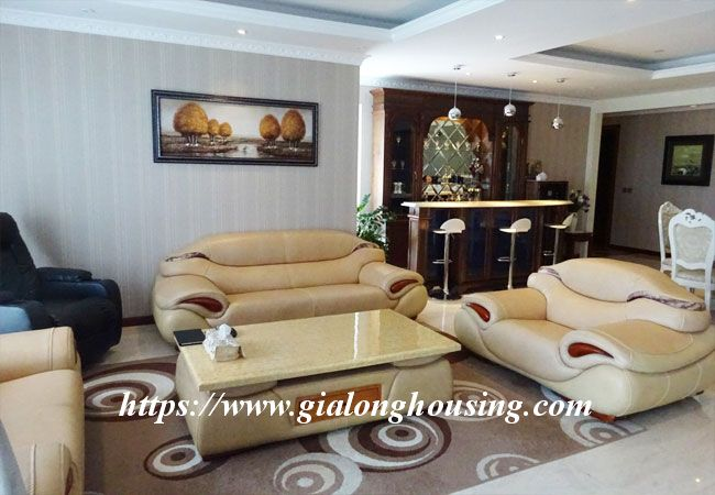 L1 Ciputra big apartment for rent, luxury furniture 2