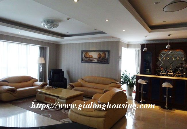 L1 Ciputra big apartment for rent, luxury furniture 3