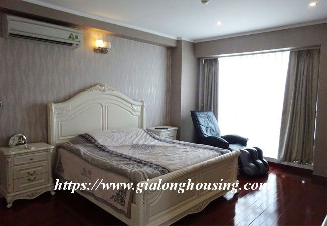L1 Ciputra big apartment for rent, luxury furniture 9