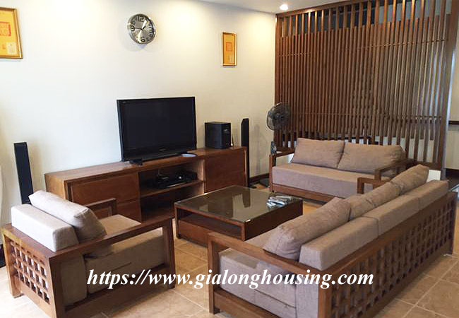 Garmuda Garden villa for rent with full furniture 3