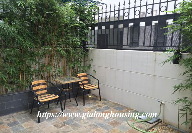 Garmuda Garden villa for rent with full furniture 12