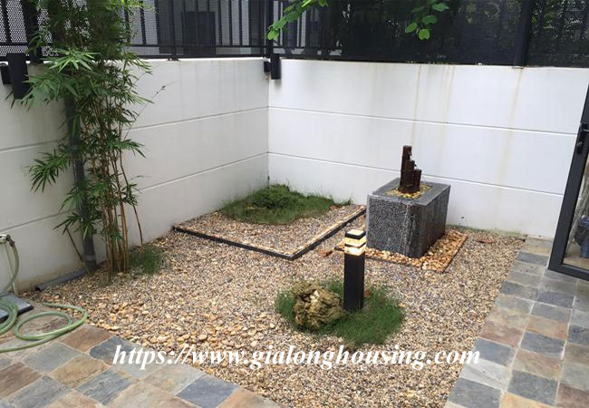 Garmuda Garden villa for rent with full furniture 13