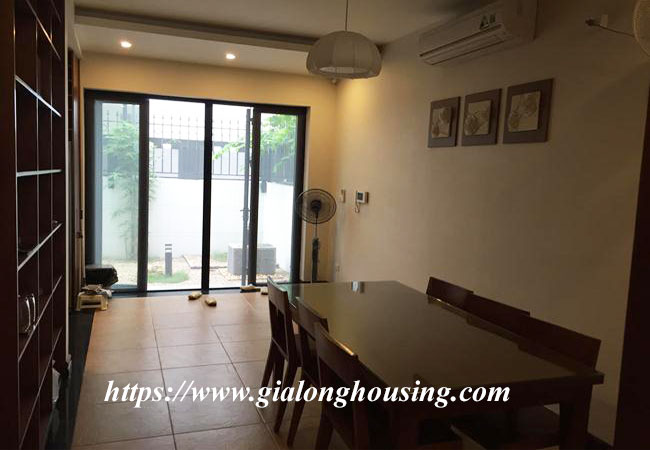 Garmuda Garden villa for rent with full furniture 8