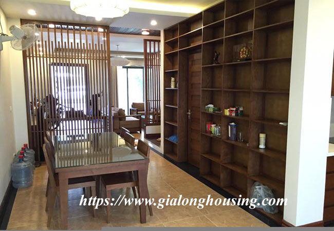 Garmuda Garden villa for rent with full furniture 9