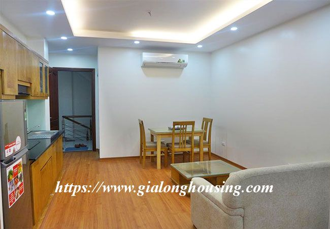 Nice studio apartment in Ba Dinh for rent 2