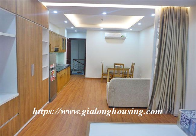 Nice studio apartment in Ba Dinh for rent 4