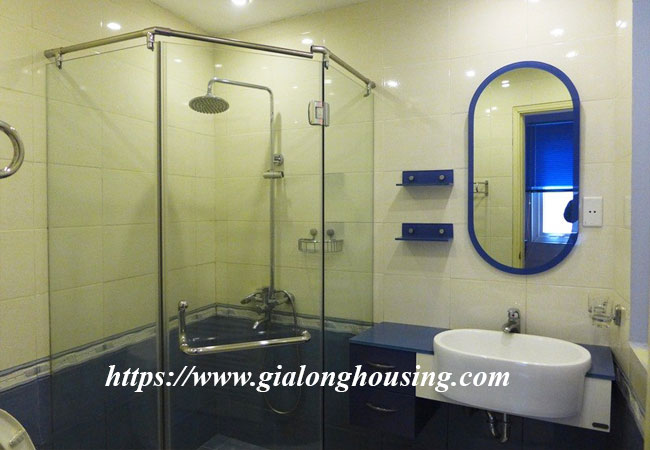 Fully furnished house for rent in Van Ho, Hai Ba Trung district 11