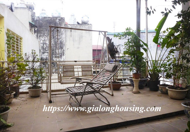Fully furnished house for rent in Van Ho, Hai Ba Trung district 13