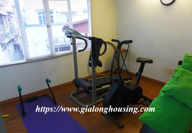 Fully furnished house for rent in Van Ho, Hai Ba Trung district 14