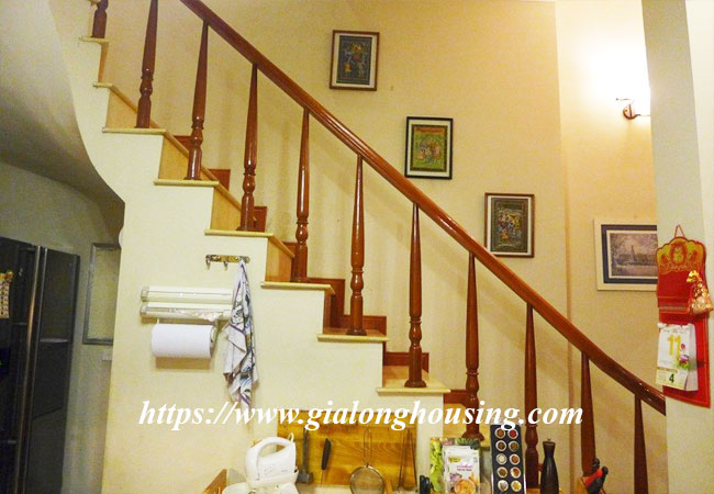Fully furnished house for rent in Van Ho, Hai Ba Trung district 18
