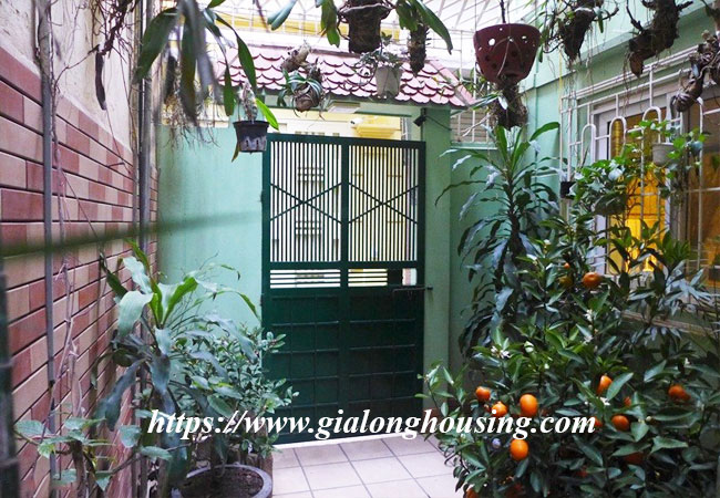 Fully furnished house for rent in Van Ho, Hai Ba Trung district 19