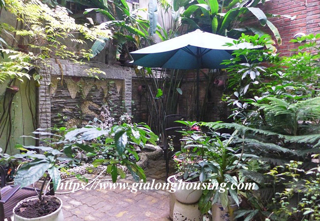 Fully furnished house for rent in Van Ho, Hai Ba Trung district 20