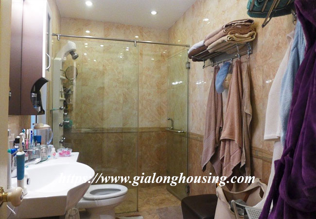 Fully furnished house for rent in Van Ho, Hai Ba Trung district 7