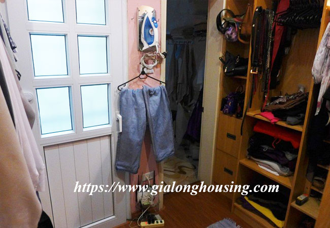 Fully furnished house for rent in Van Ho, Hai Ba Trung district 8