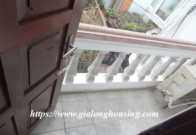House in To Ngoc Van with large yard 14