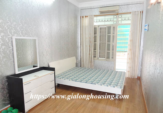 House near Temple of Literature for rent, Dong Da 17