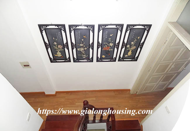House near Temple of Literature for rent, Dong Da 20
