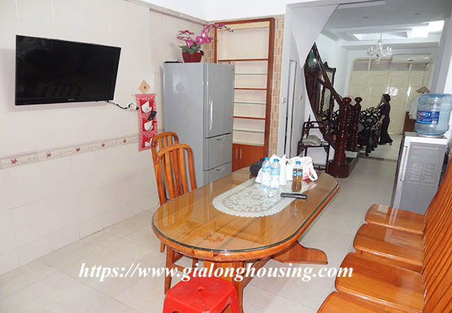 House near Temple of Literature for rent, Dong Da 8