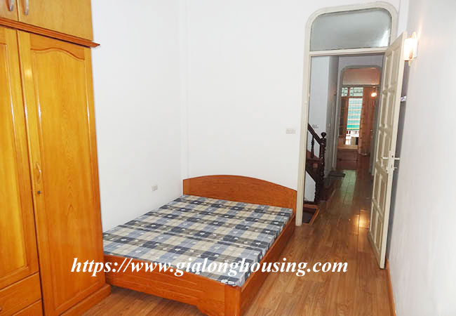 House near Temple of Literature for rent, Dong Da 6