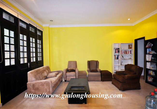 Big villa in Ciputra for rent with full of furniture 5