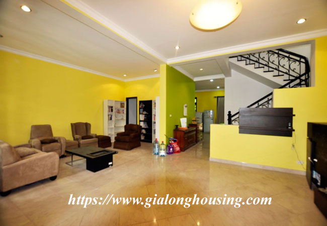 Big villa in Ciputra for rent with full of furniture 7