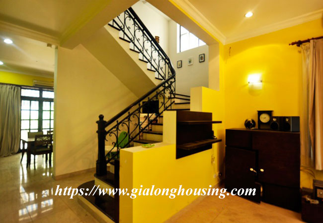 Big villa in Ciputra for rent with full of furniture 8