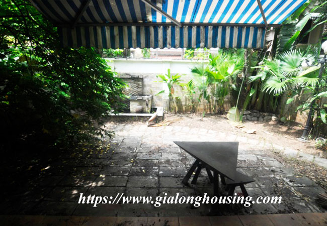 Big villa in Ciputra for rent with full of furniture 3