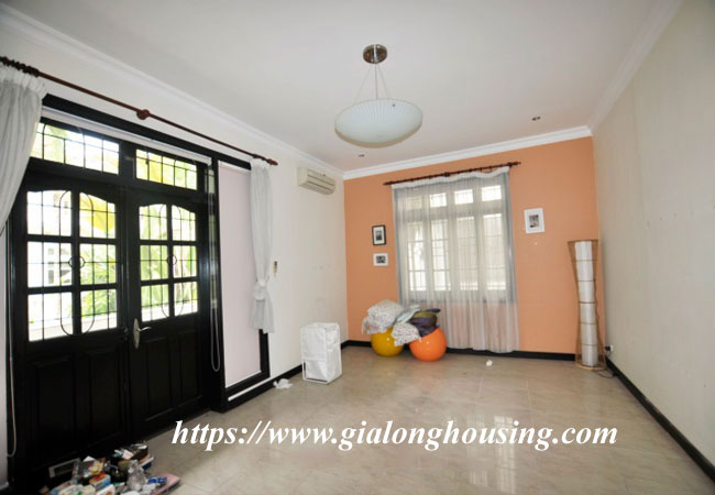 Big villa in Ciputra for rent with full of furniture 1