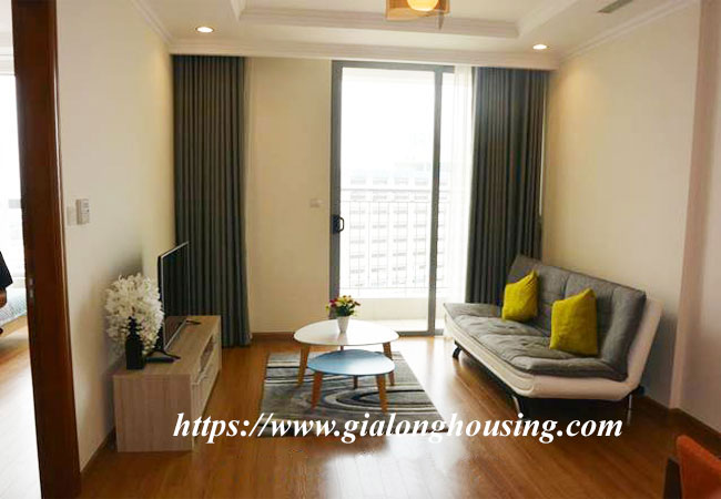 Beautiful apartment in Vinhomes Nguyen Chi Thanh 1