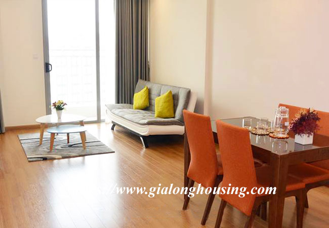 Beautiful apartment in Vinhomes Nguyen Chi Thanh 2