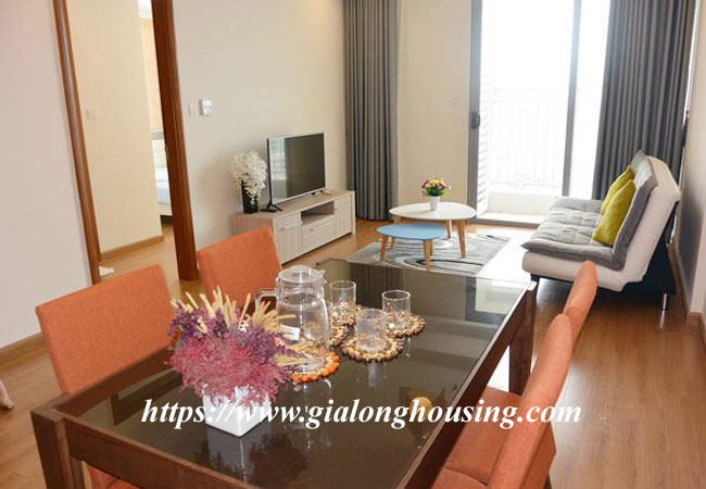 Beautiful apartment in Vinhomes Nguyen Chi Thanh 3