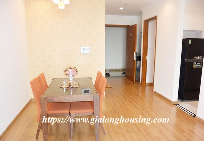 Beautiful apartment in Vinhomes Nguyen Chi Thanh 4