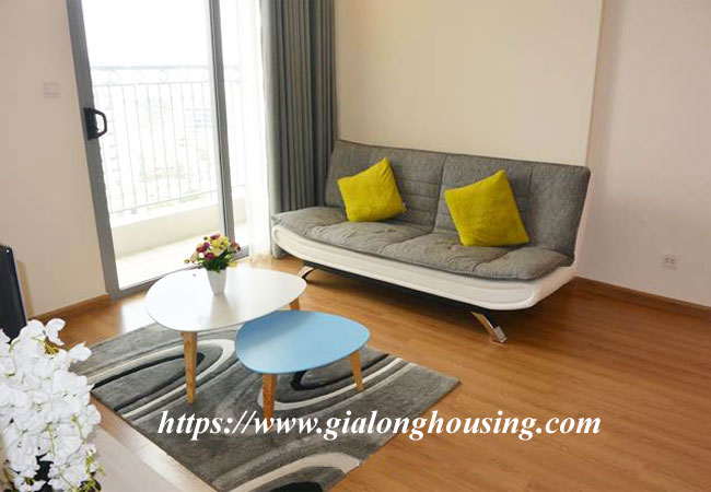Beautiful apartment in Vinhomes Nguyen Chi Thanh 5