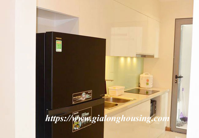 Beautiful apartment in Vinhomes Nguyen Chi Thanh 6