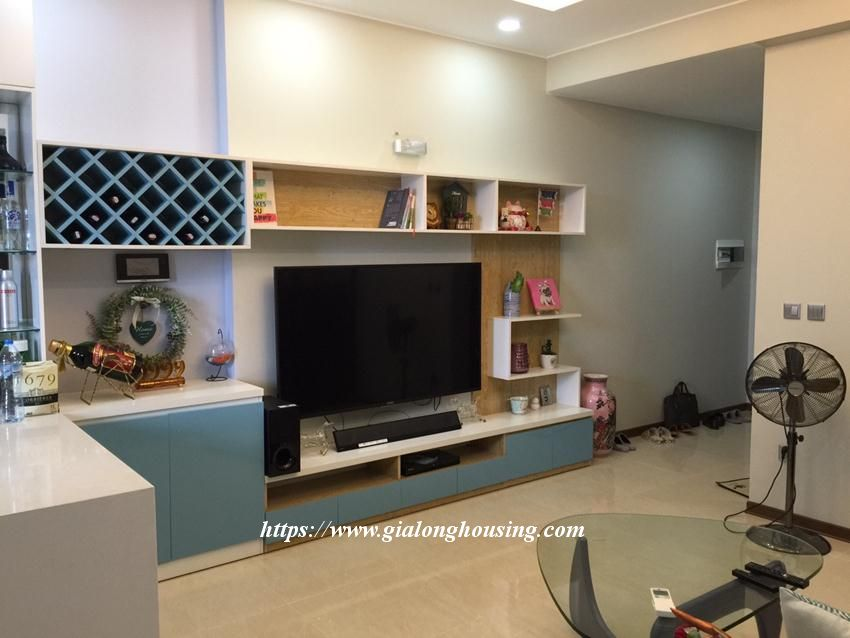 Trang An fully furnished apartment for rent 4