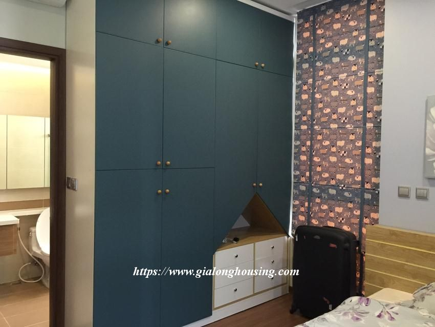 Trang An fully furnished apartment for rent 7
