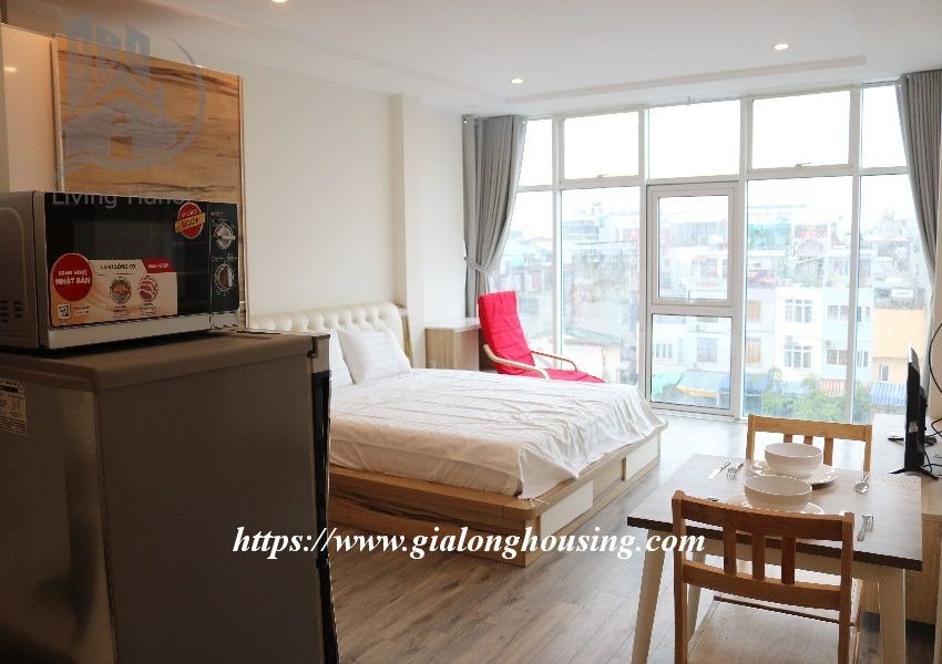 Brand new apartment in Hoang Hoa Tham, walking to West lake 1