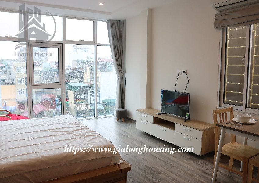 Brand new apartment in Hoang Hoa Tham, walking to West lake 4