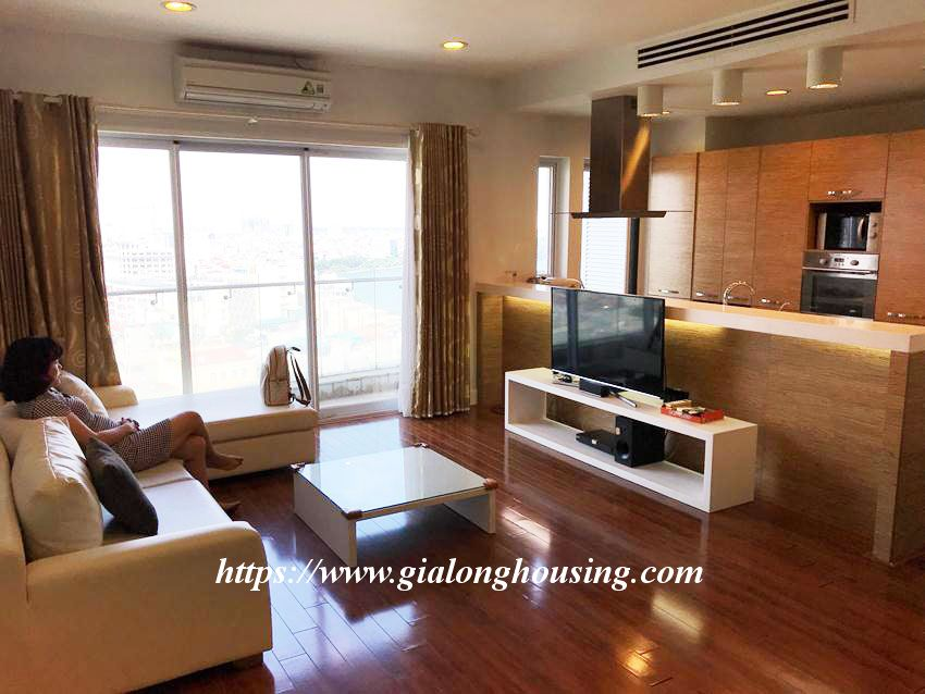 Lake view high floor apartment in Golden Westlake 4