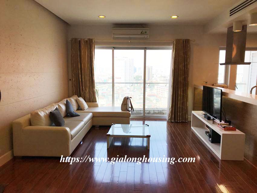 Lake view high floor apartment in Golden Westlake 5