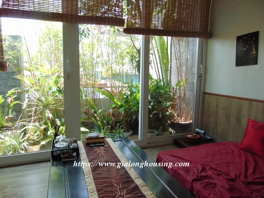 Cozy fully furnished house in Dao Tan, near Thu Le zoo 4